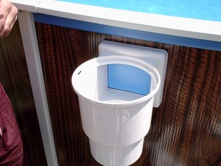 Установка каркасного бассейна на даче, сборка оборудования