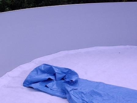 Установка, сборка, монтаж бассейна на даче с оборудованием