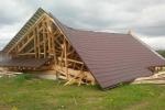 Как НЕ надо строить деревянный дом
