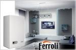 Коды ошибок отопительных котлов Ferrolli
