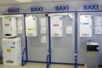 Коды ошибок котлов Baxi